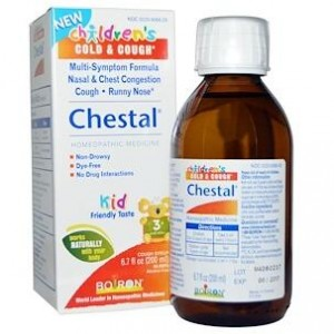 Boiron, Chestal, Children's Cold & Cough