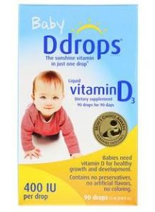 Ddrops-Baby Liquid Vitamin D3