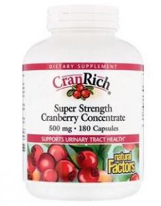 Natural Factors-Cranberry