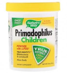 Nature's Way,Primadophilus,Children