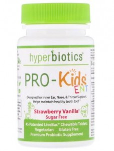 Hyperbiotics, PRO-Kids ENT